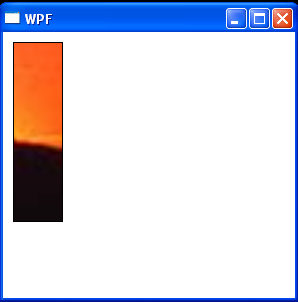 WPF Fill Rectangle With Uniform To Fill Image Brush