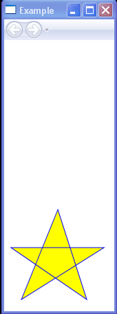 FillRule='Nonzero' for Polygon
