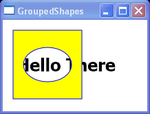 Grouped Shapes