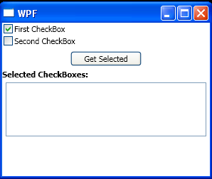 Handle CheckBox Unchecked events