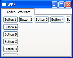 Hidden ScrollViewer