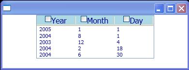 ListView using GridView.HeaderTemplate and GridViewColumn.CellTemplate properties