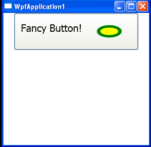 WPF Nested Button Content
