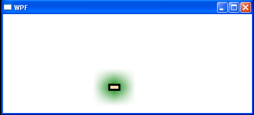 WPF Path With Outer Glow Bitmap Effect
