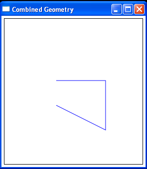 PolyLineSegment creates a series of straight lines.