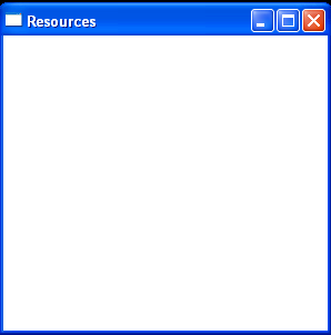 Populating a ResourceDictionary from XAML