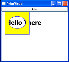 WPF Print Visual Canvas