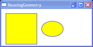 Reusing Geometry
