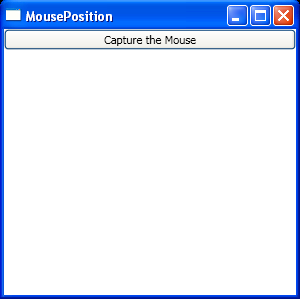 RoutedEvents: Mouse Position