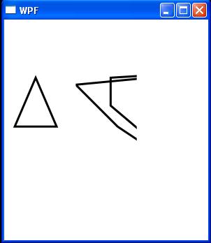 Set Stroke, StrokeThickness for Polygon