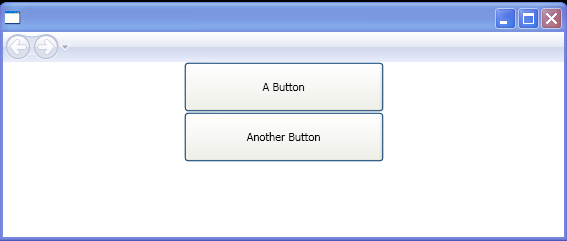 WPF Style Targeting A Specific Type Of Element Button