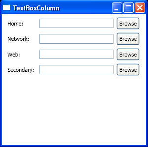 TextBox Column
