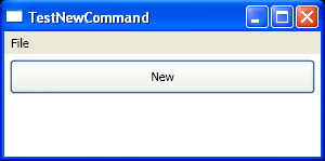 WPF Use Command Binding To Bind Application Commands New In Code