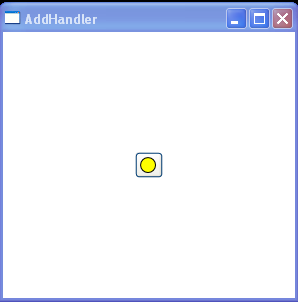 Use Ellipse.AddHandler to add handler to Ellipse objects