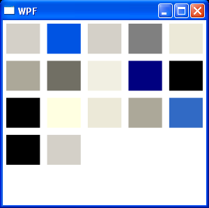 Use System Colors in Your Graphics