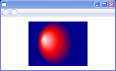 WPF Using A Radial Gradient Brush