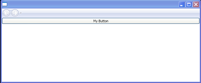 WPF Using A Trigger To Modify The Appearance Of Button Elements