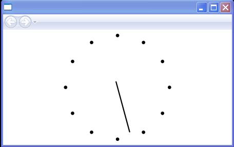 Xaml Clock