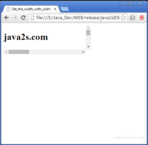 Index of tutorials javascriptimage jquery css - Jquery toggle div ...